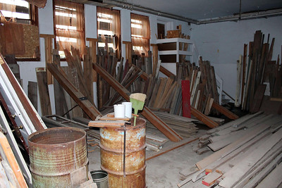 Even more lumber.