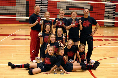 20081025 Rec VB Tournament Heat
