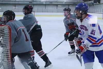 JV Boys Hockey vs Wellesley Jan 28