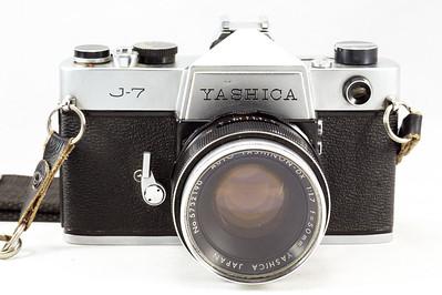 Yashica J-7, 1968