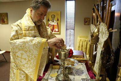 Holy Thursday Liturgy