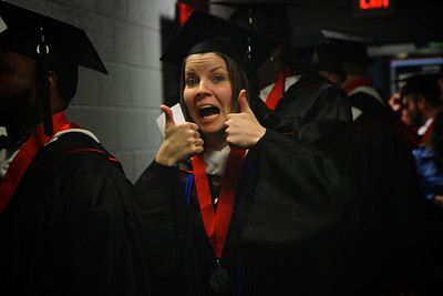 2013 Fall Commencement 3pm