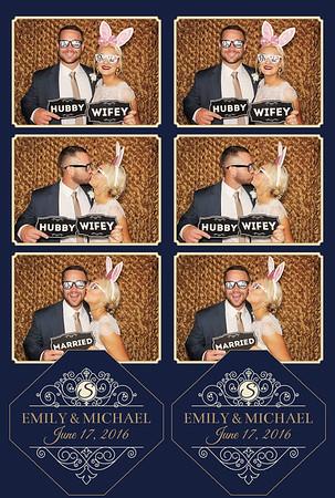 2016-06-17 Emily &  Michael