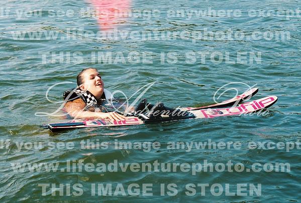 August 3- boating at Mark Twain lake