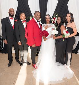 Patrika & Earl's Wedding