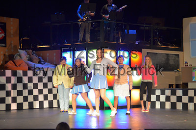 Musical: Back to the 80's