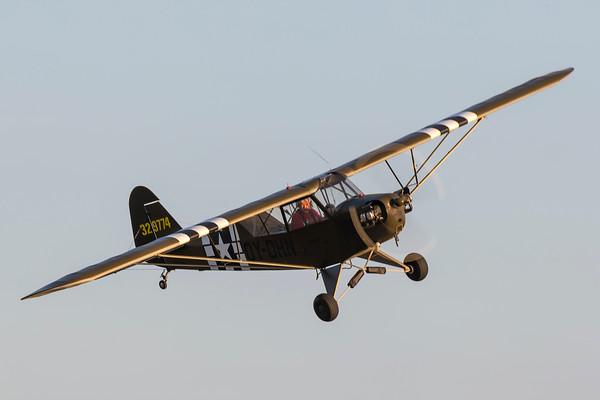 OY-DHN - Piper J3C-65 Cub (L-4H-PI)