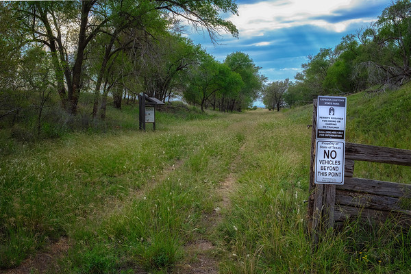 Caprock Canyons State Park Trailway