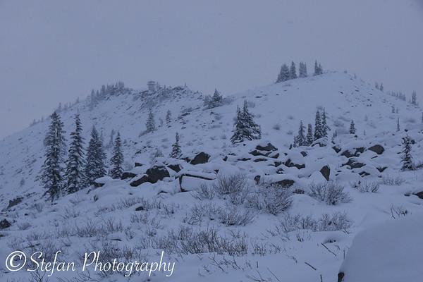 12-01-18 Granite Mt Hike