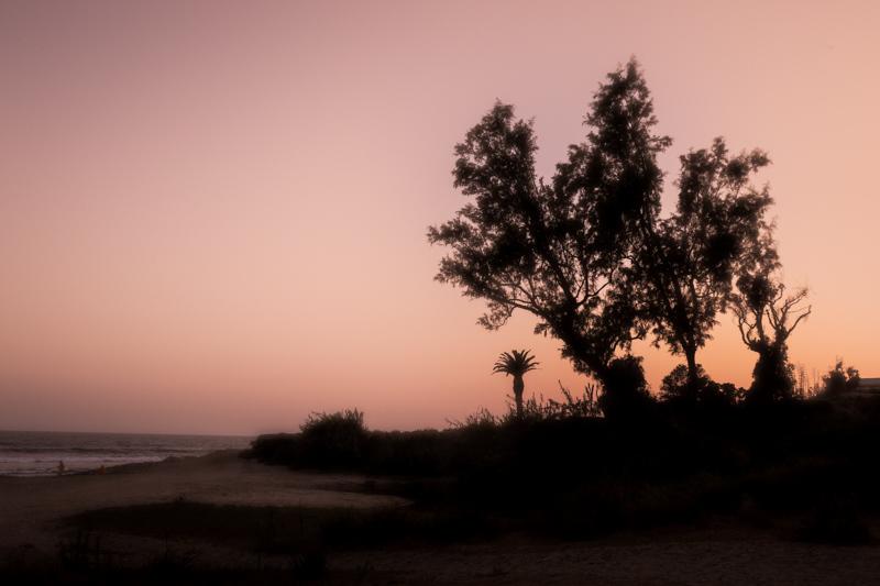 August 17 - Sunset near Topanga Canyon in Los Angeles.jpg