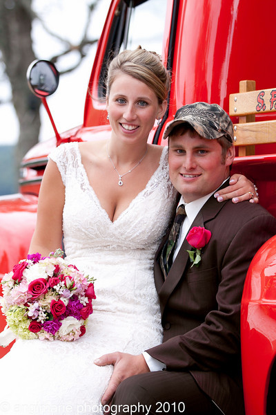 Verney Wedding
