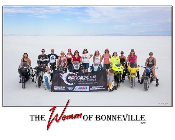 2019 Bonneville Motorcycle Speed Trials