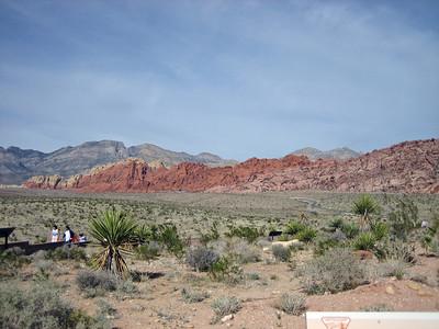 Red Rock Scenic Drive
