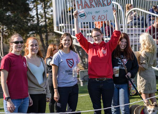 Harvard-Radcliffe v Princeton 10.19.2013