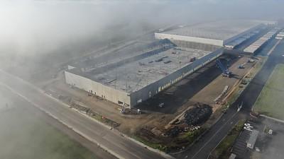 Logistics Drive 12/18/18