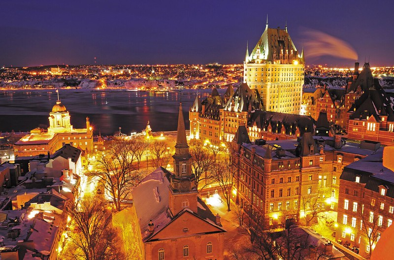 Don't miss New Year's Eve in Quebec City!