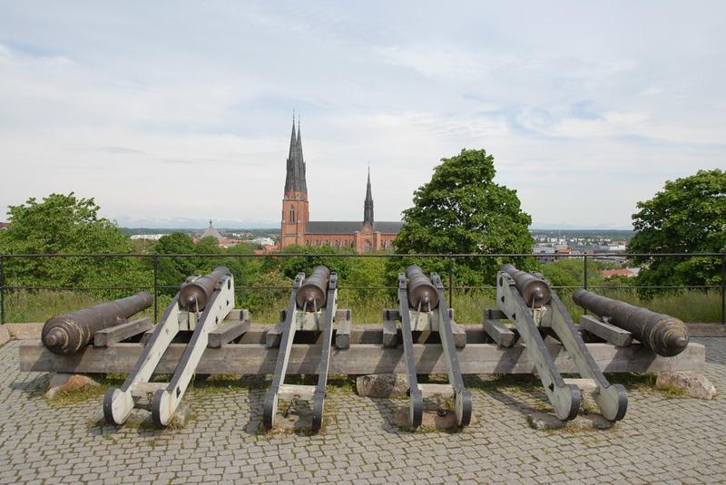 Domkyrkan och Slottet Vasaborgen, Uppsala
