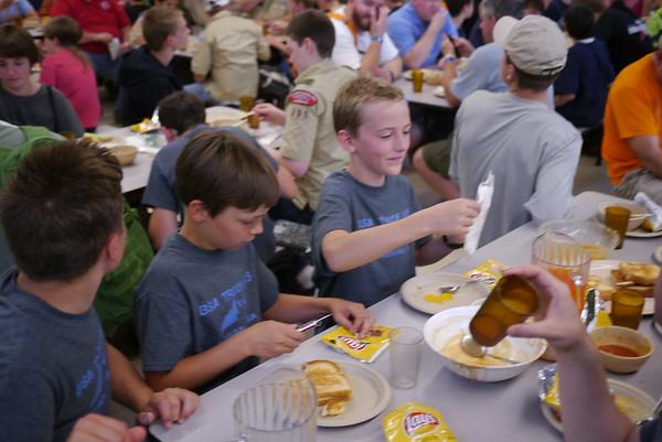Scout Camp 2016