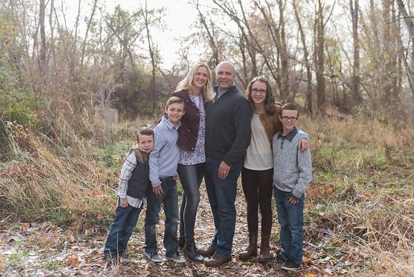 Anderson Family 2016