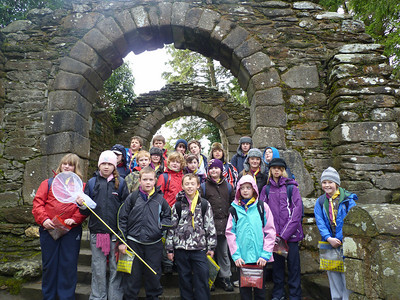 Cubs: 2011 Hike and Hostel