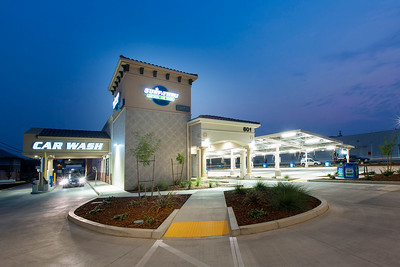 Car Wash Facilities
