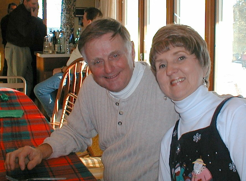 Bob & Myrna