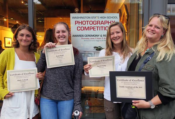 2017 State Photo Awards Ceremony
