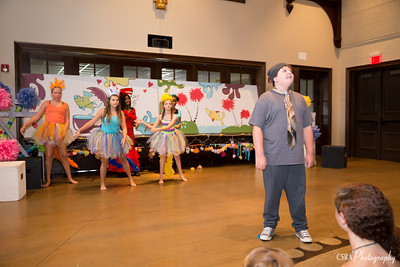 Seussical Camp 7-22-16
