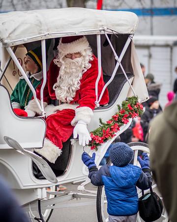 2018 Rockford Christmas Parade