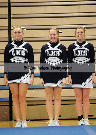 Cheer at LCC - Lakewood JV - Round 1 - Jan 25
