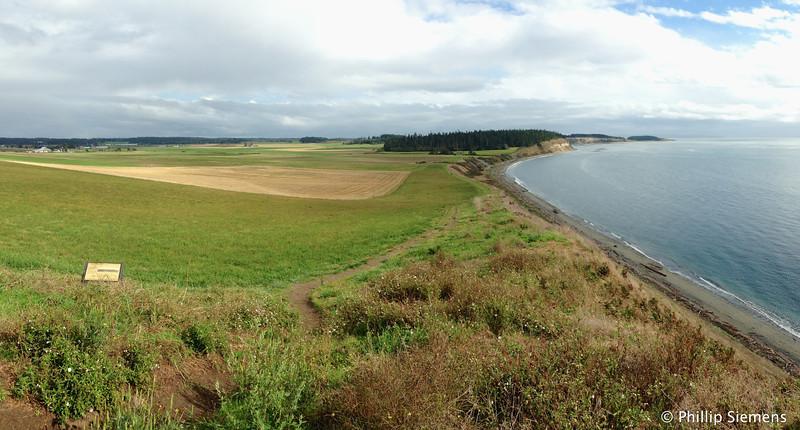 Eby's Landing on Whidbey Island
