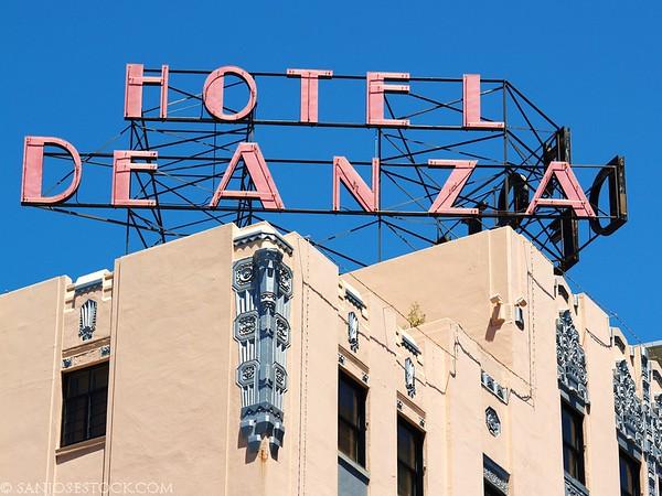 DE ANZA HOTEL
