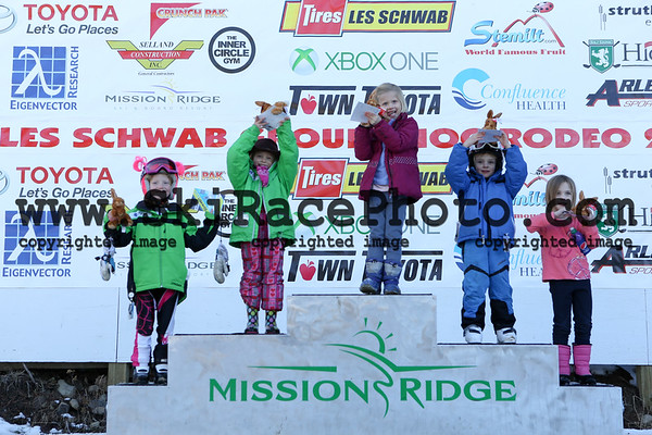 Groundhog Day 1 Podiums