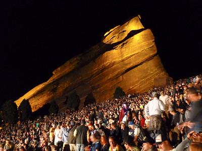 Furthur 2011 - Red Rocks