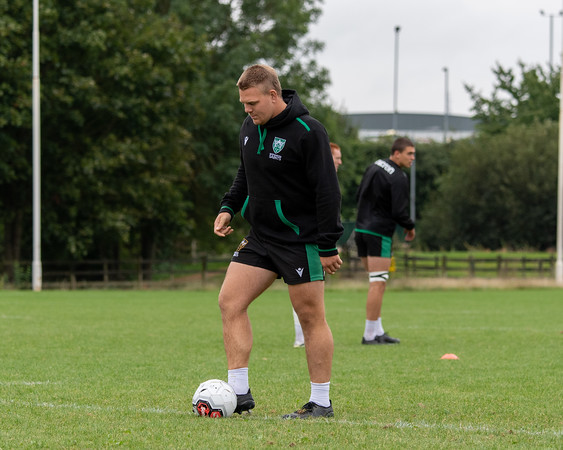 Northampton Saints Pre-season Training, Franklin's Gardens, 1 September 2021