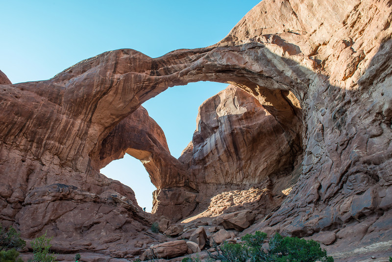 Hey look it's double arch