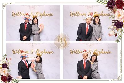 William & Stephanie's Wedding