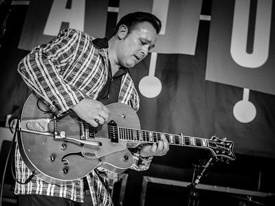 Darrel Higham & The Enforcers, Atomic Vintage Festival 2017 Pre-Party