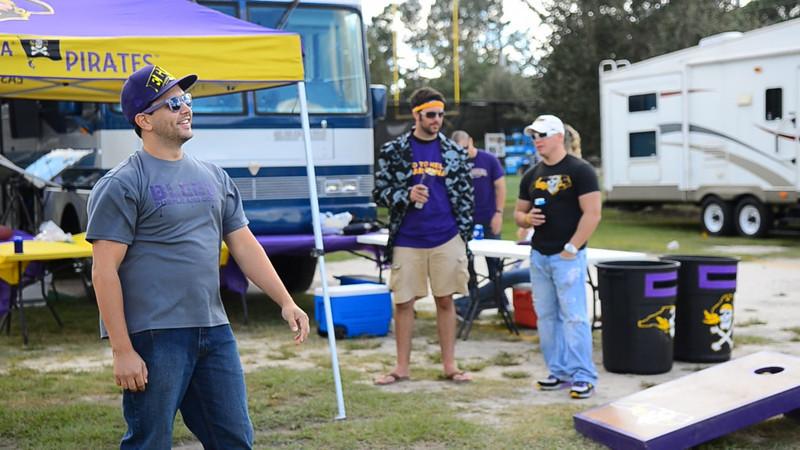 10/1/2011 ECU vs North Carolina  Steve