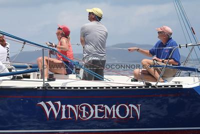 Windemon 2013 BVI Spring Regatta