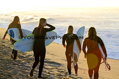 FVHS Surf Team 01/13/14