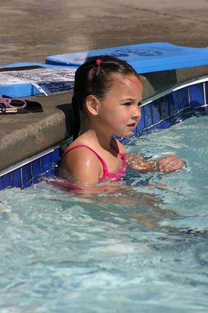 Dillender Swimming 2006