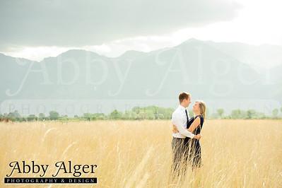Amber & Trevor (Manti, Utah)