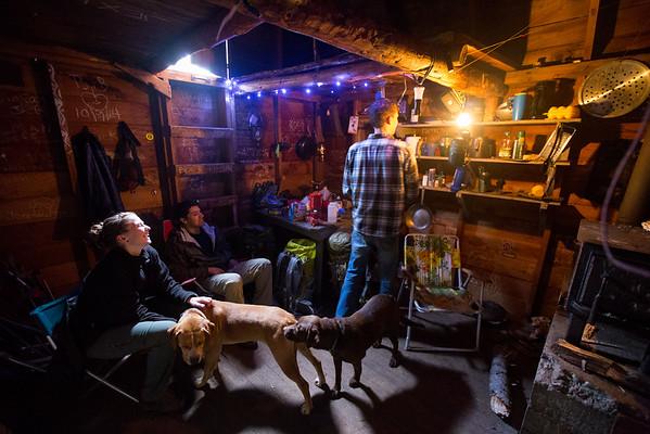 Grayback Mountain - Dec 6, 2014