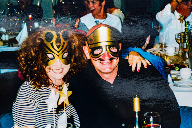 Xmas Party 2001