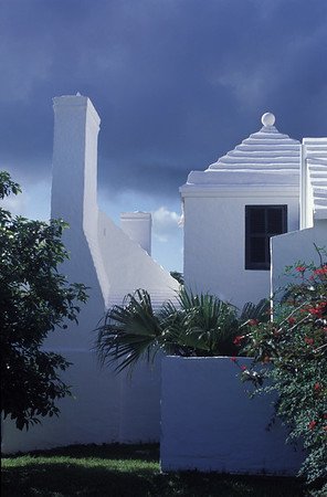 Bermuda Gardens and Houses