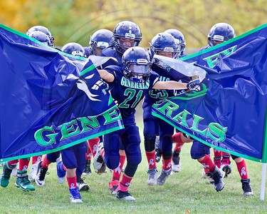 Generals 5th Grade 2016 vs Arvada
