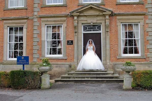 Wedding / Bridal Dress model shoot - Forgetmenot