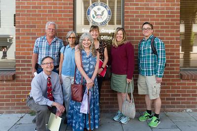 Meeting with Greg Walden's staff-June 6/2017