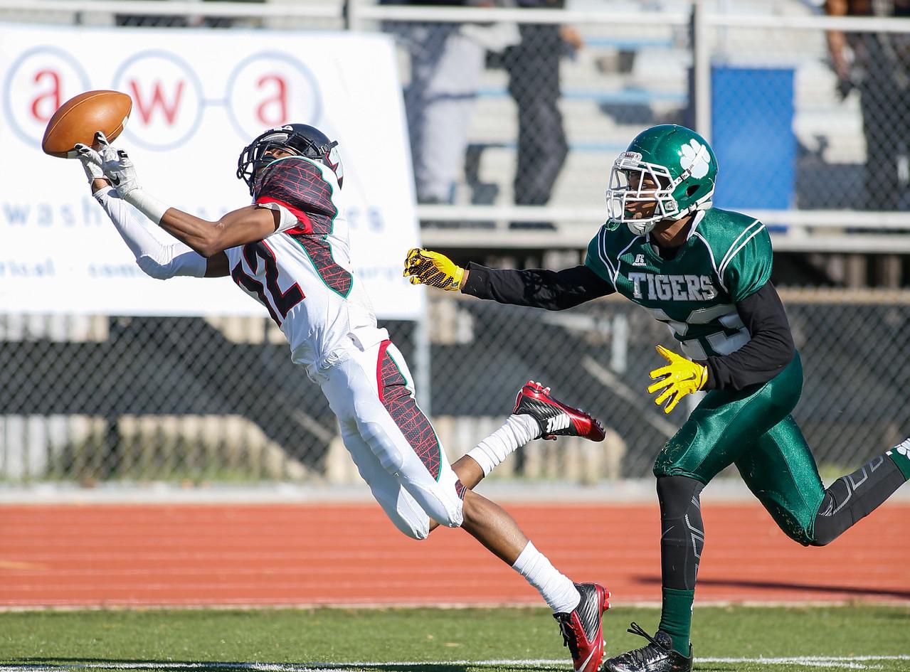 HIGH SCHOOL FOOTBALLL: NOV 26  H.D. Woodson vs Wilson